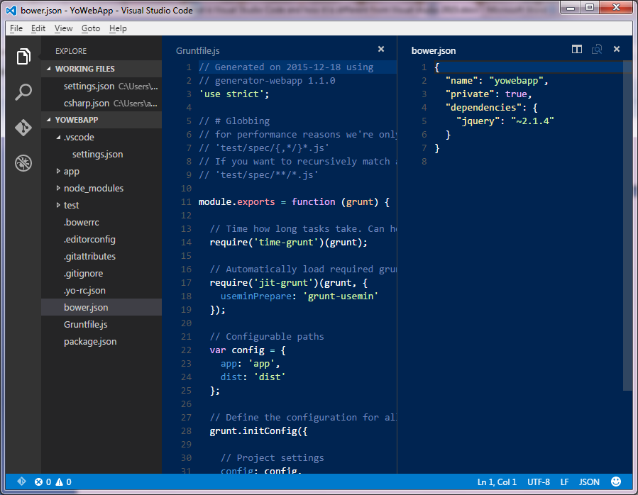 What is Visual Studio Code and is it different from Visual studio 2015?