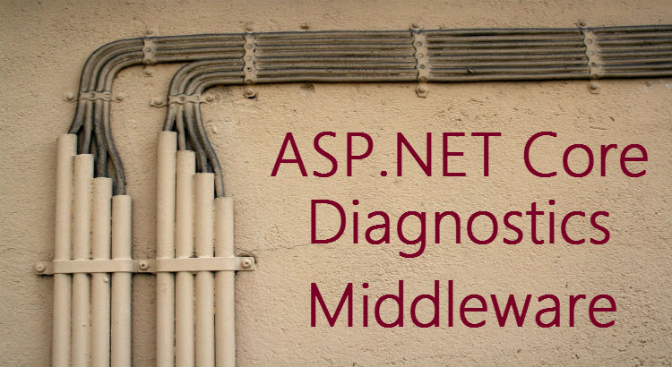 Various ASP.NET Core Diagnostics Middleware