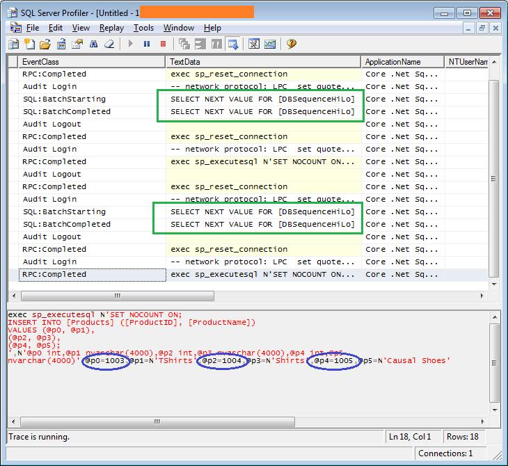 efcore-hilo-sequence-sql-query-trace-2