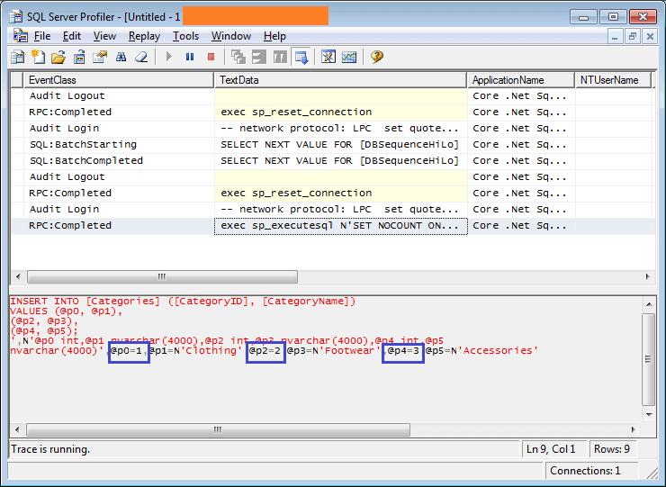 efcore-hilo-sequence-sql-query-trace
