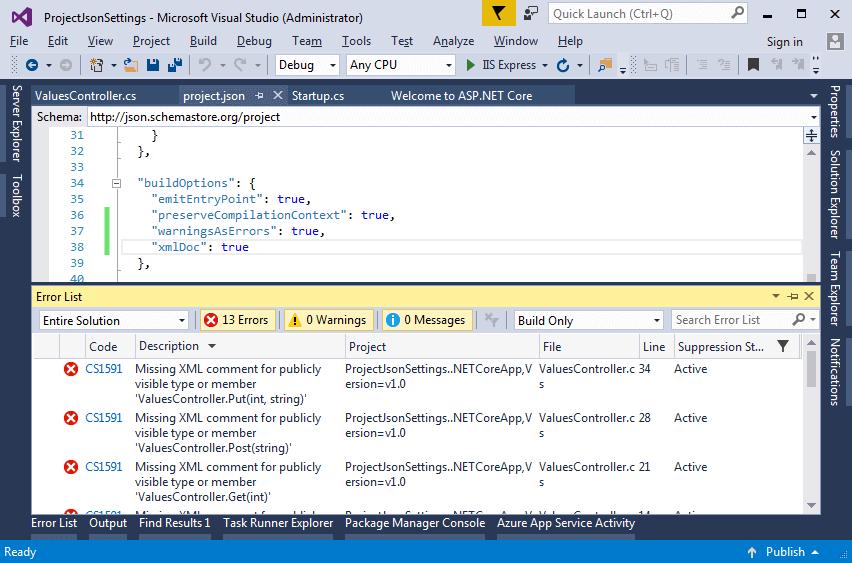 XMLDoc Error
