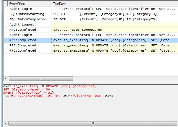 Entity Framework 6 mulitple update queries