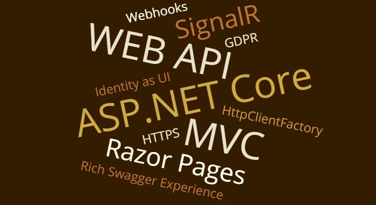Quick summary of what's new in ASP.NET Core 2.1